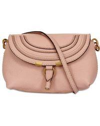 Chloé Marcie Small Shoulder Bag - Lyst