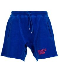 DSquared2 Drawstring Shorts - Lyst