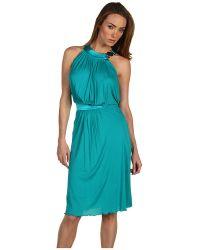 Versace Cocktail Dress - Lyst