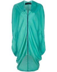 Avelon - Zip Dress - Lyst