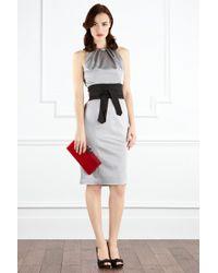 Coast Jemma Duchess Satin Dress - Lyst
