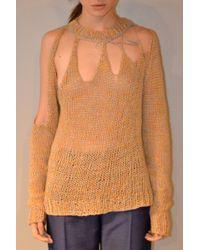 Jen Kao | Marceline Sweater | Lyst