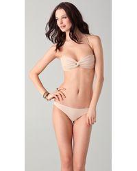 Cali Dreaming - The Bandeau Bikini - Lyst