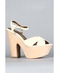 Sam Edelman The Corbin Shoe in Ivory - Lyst