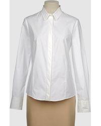Gianfranco Ferré Gf Ferre Long Sleeve Shirts - Lyst