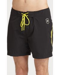 Victorinox Wave Board Shorts - Lyst