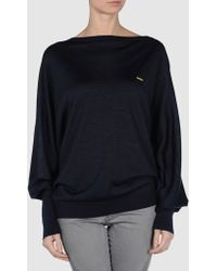 DSquared² Dsquared2 Long Sleeve Sweaters - Lyst