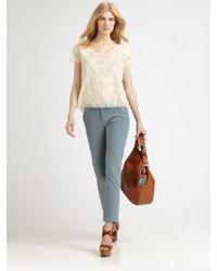 Ralph Lauren Blue Label Dover Skinny Jeans - Lyst