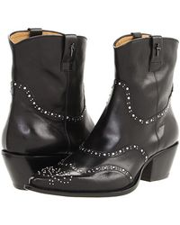 Cesare Paciotti Ankle Boots - Lyst