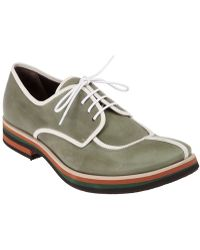 Gianni Barbato Lace Up Shoe
