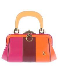 Roberta Di Camerino - Colour Block Bag - Lyst
