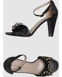 Marc By Marc Jacobs High-heeled Sandals - Lyst