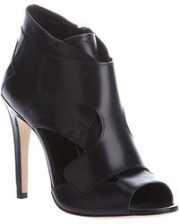 Neil Barrett - Cutout Shoe Boot - Lyst