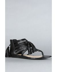 DV by Dolce Vita The Ilana Sandal in Black Stella - Lyst