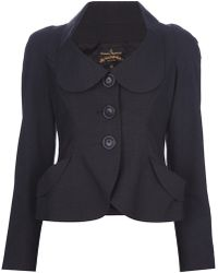 Vivienne Westwood Anglomania Scale Jacket - Lyst