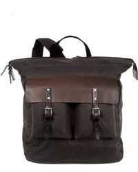 Ally Capellino -  Igor Luxe Waxed Cotton Backpack - Lyst