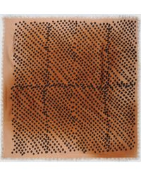 David Szeto - Square Scarf - Lyst
