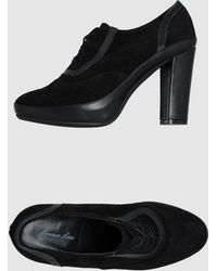 Emma Lou Laced Shoes - Lyst