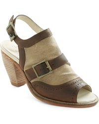 ModCloth This and Spat Heel - Lyst