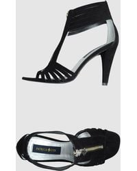 Patrick Cox Highheeled Sandals - Lyst