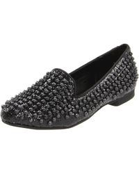 Steve Madden Womens Lawful Flat Sandals - Lyst