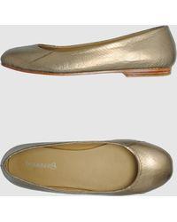 Tatoosh Ballet Flats - Lyst
