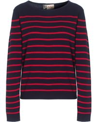 Boutique by Jaeger - Nina Button Back Breton - Lyst