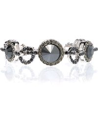 Gemini - Bracelet Made with Swarovski Crystal - Lyst