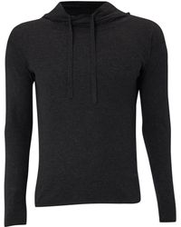 Label Lab - Knitted Hoody - Lyst