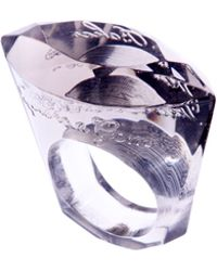 Ted Baker - Mae Youre A Gem Ring - Lyst