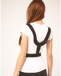 ASOS - Asos Harness Belt - Lyst