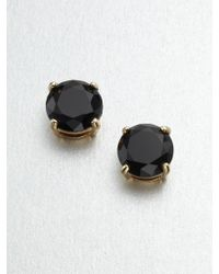 Kate Spade Faceted Stud Earrings - Lyst