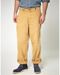 Levi's Levis Vintage S Loose Tapered Pant - Lyst
