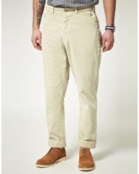 Levi's Levis Vintage S Rider Tapered Chino - Lyst