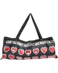 Boutique Moschino - Moschino Cheap Chic Love Has Many Faces Umbrella - Lyst