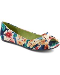 ModCloth Personal Oasis Flat - Lyst