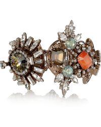 Erickson Beamon - Swarovski Crystal Bracelet - Lyst