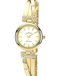 Ak Anne Klein | Round Bangle Watch | Lyst