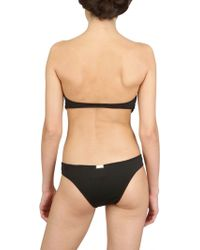 Magda Gomes Beachwear | Cut Out Jewelled Shell Bathing Suit | Lyst