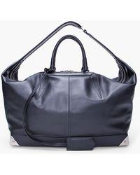 Alexander Wang   Black Prisma Weekender Bag   Lyst