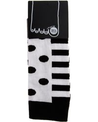 Lazy Oaf - Lazy Oaf Spots Stripes Socks - Lyst
