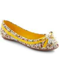 ModCloth Shes The Sweetest Flat - Lyst