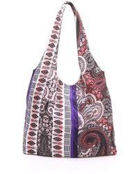 Twelfth Street Cynthia Vincent - Printed Shopper Bag - Lyst