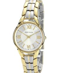 Ak Anne Klein | Two Tone Bracelet Watch | Lyst