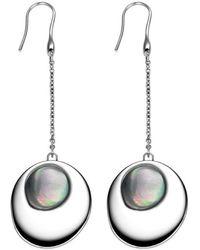 Breil - Duplicity Reversible Drop Earrings - Lyst