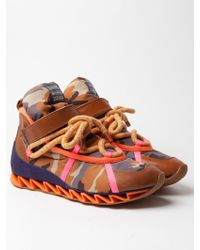 Bernhard Willhelm X Camper Together Hiking Shoe - Lyst