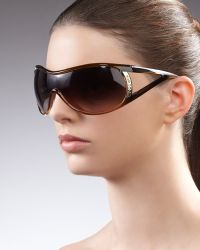 Jee Vice - Vamp Open-temple Sunglasses - Lyst