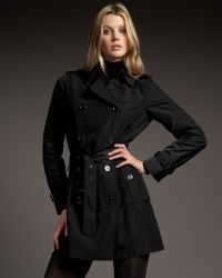 Burberry Brit - Buckingham Coat - Lyst