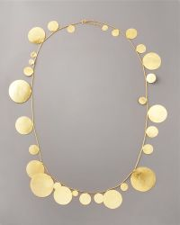 Herve Van Der Straeten - Long Disc Necklace - Lyst
