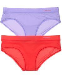 Calvin Klein Bottoms Up Hipster - Lyst